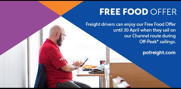 Free Food February for Freight